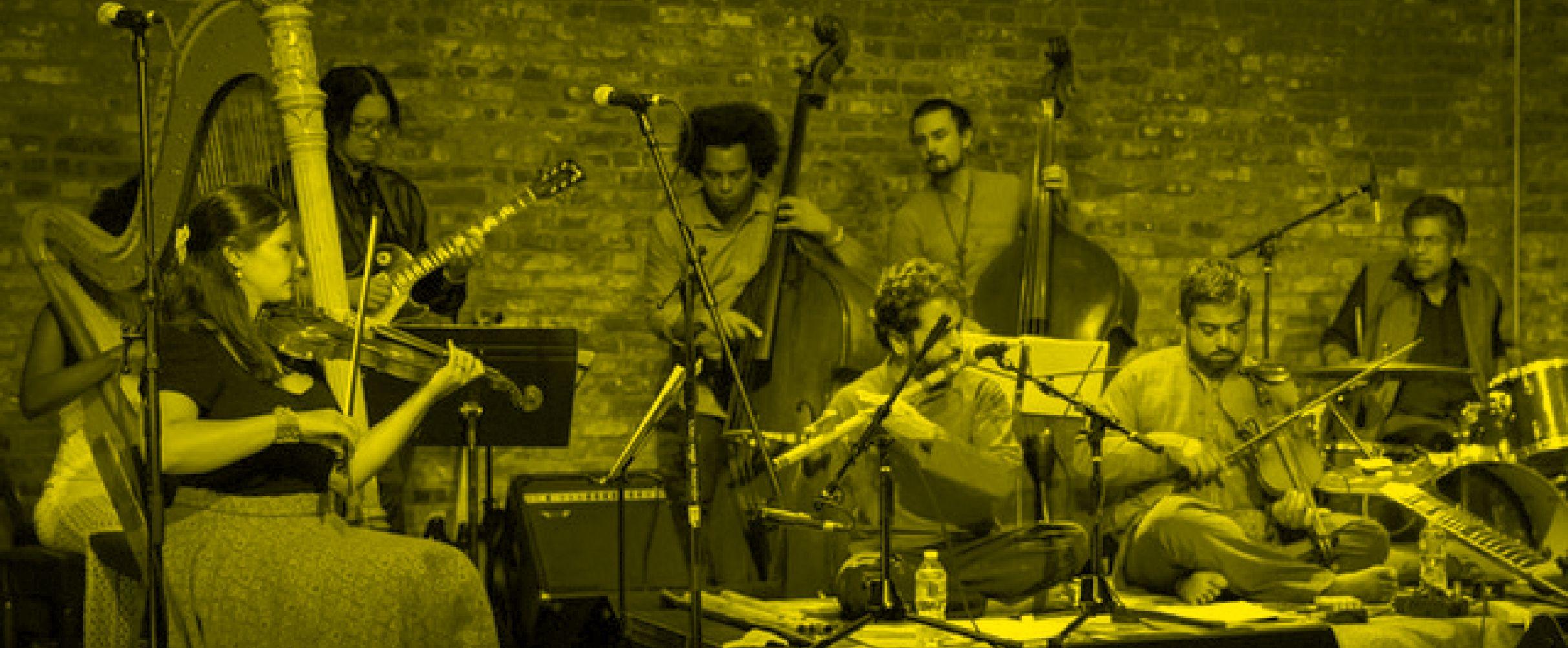 Brooklyn Raga Massive, Mondriaan Jazz